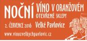 Víno v oranžovém 2016